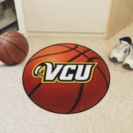 Virginia Commonwealth Rams Basketball Mat