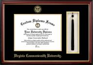 Virginia Commonwealth Rams Diploma Frame & Tassel Box