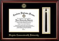 Virginia Commonwealth Rams Diploma Frame & Tassel Box