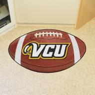 Virginia Commonwealth Rams Football Floor Mat