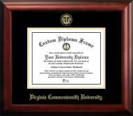 Virginia Commonwealth Rams Gold Embossed Diploma Frame