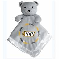 Virginia Commonwealth Rams Infant Bear Security Blanket