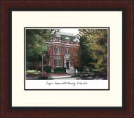 Virginia Commonwealth Rams Legacy Alumnus Framed Lithograph