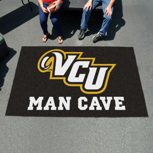 Virginia Commonwealth Rams Man Cave Ulti-Mat Rug
