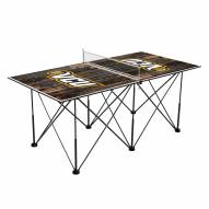 Virginia Commonwealth Rams Pop Up 6' Ping Pong Table