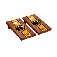 Virginia Commonwealth Rams Rosewood Stained Cornhole Game Set