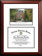 Virginia Commonwealth Rams Scholar Diploma Frame