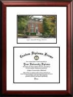 Virginia Commonwealth Rams Scholar Diploma Frame