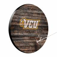 Virginia Commonwealth Rams Weathered Design Hook & Ring Game