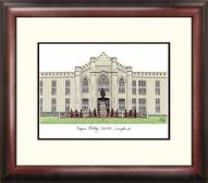 Virginia Military Institute Keydets Alumnus Framed Lithograph
