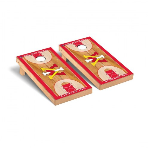 Virginia Military Institute Keydets Basketball Court Cornhole Game Set
