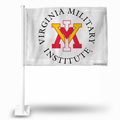 Virginia Military Institute Keydets Car Flag