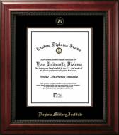 Virginia Military Institute Keydets Executive Diploma Frame