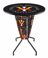 Virginia Military Institute Keydets Indoor Lighted Pub Table