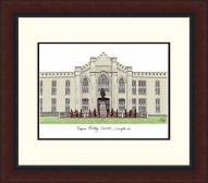 Virginia Military Institute Keydets Legacy Alumnus Framed Lithograph