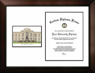 Virginia Military Institute Keydets Legacy Scholar Diploma Frame