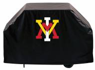 Virginia Military Institute Keydets Logo Grill Cover