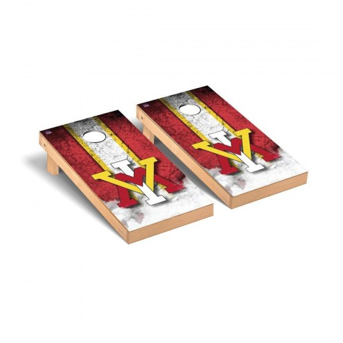 Virginia Military Institute Keydets Mini Cornhole Set