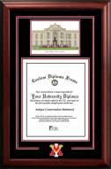Virginia Military Institute Keydets Spirit Graduate Diploma Frame