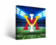 Virginia Military Institute Keydets Stadium Canvas Wall Art