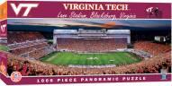Virginia Tech Hokies 1000 Piece Panoramic Puzzle