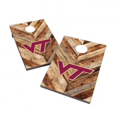 Virginia Tech Hokies 2' x 3' Cornhole Bag Toss