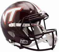 Virginia Tech Hokies Riddell Speed Collectible Football Helmet