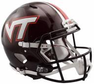 Virginia Tech Hokies Riddell Speed Full Size Authentic Football Helmet