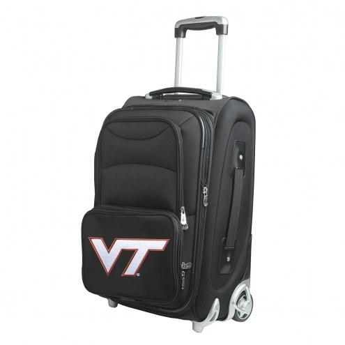"""Virginia Tech Hokies 21"""" Carry-On Luggage"""