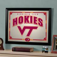 "Virginia Tech Hokies 23"" x 18"" Mirror"
