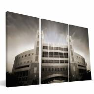 "Virginia Tech Hokies 24"" x 48"" Stadium Canvas Print"