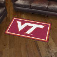 Virginia Tech Hokies 3' x 5' Area Rug