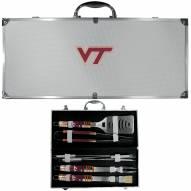 Virginia Tech Hokies 8 Piece Tailgater BBQ Set