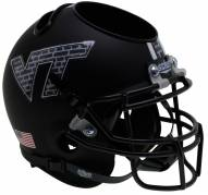 Virginia Tech Hokies Alternate 12 Schutt Football Helmet Desk Caddy