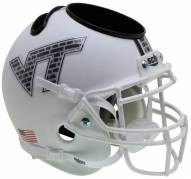 Virginia Tech Hokies Alternate 13 Schutt Football Helmet Desk Caddy