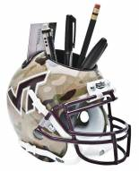 Virginia Tech Hokies Alternate 5 Schutt Football Helmet Desk Caddy