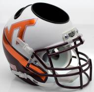 Virginia Tech Hokies Alternate 8 Schutt Football Helmet Desk Caddy