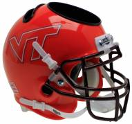 Virginia Tech Hokies Alternate 9 Schutt Football Helmet Desk Caddy