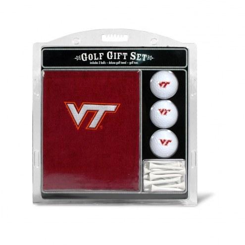 Virginia Tech Hokies Alumni Golf Gift