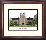 Virginia Tech Hokies Alumnus Framed Lithograph