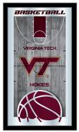 Virginia Tech Hokies Basketball Mirror