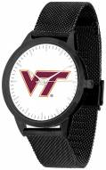 Virginia Tech Hokies Black Mesh Statement Watch