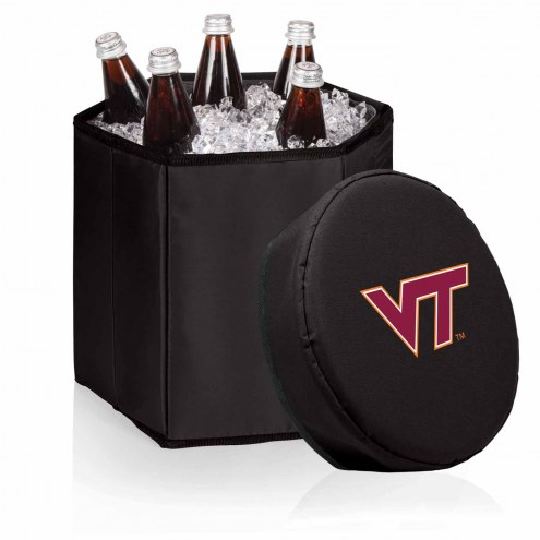 Virginia Tech Hokies Bongo Cooler