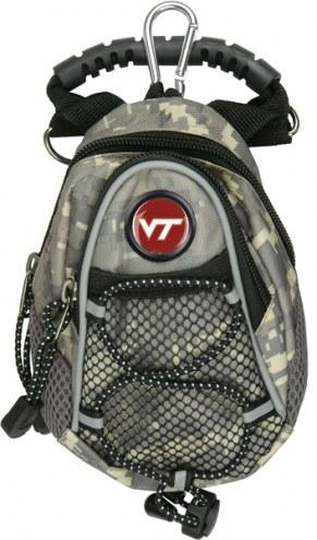 Virginia Tech Hokies Camo Mini Day Pack