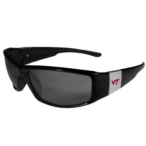 Virginia Tech Hokies Chrome Wrap Sunglasses