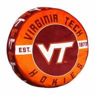 Virginia Tech Hokies Cloud Travel Pillow