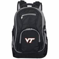 NCAA Virginia Tech Hokies Colored Trim Premium Laptop Backpack