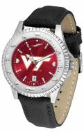 Virginia Tech Hokies Competitor AnoChrome Men's Watch