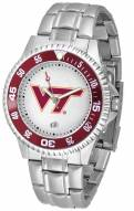 Virginia Tech Hokies Competitor Steel Men's Watch