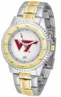 Virginia Tech Hokies Competitor Two-Tone Men's Watch
